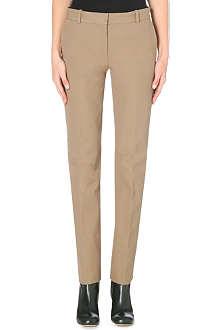 JOSEPH Ben gabardine stretch trouser