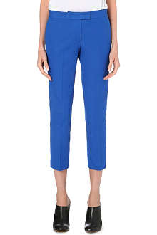 JOSEPH Cropped queen trousers