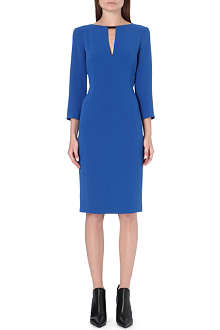 JOSEPH Gagner stretch-crepe dress
