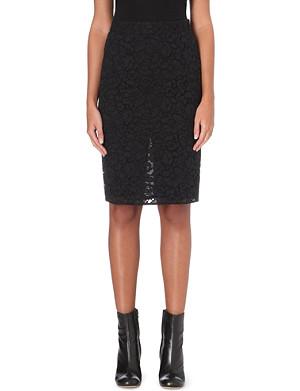 JOSEPH Sixty lace skirt
