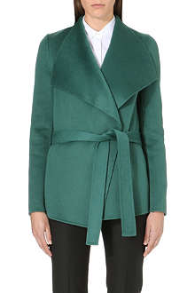 JOSEPH Lisa short double cashmere coat