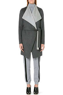JOSEPH Lisa double-faced cashmere coat