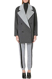 JOSEPH Maubert double-cashmere coat