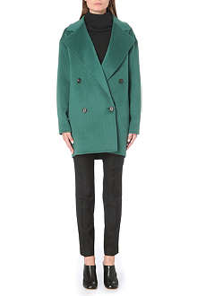 JOSEPH Maubert double cashmere coat