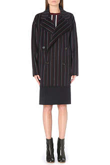 JOSEPH Maubert cashmere striped coat