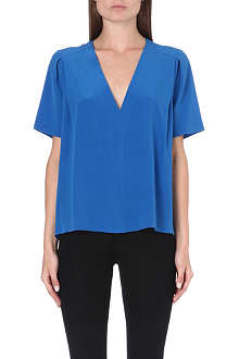 JOSEPH Riley silk blouse