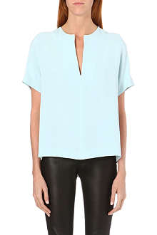 JOSEPH Meg silk top