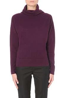 JOSEPH Cashmere high neck jumper