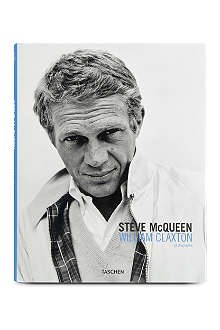 BOOKSHOP Steve McQueen by William Claxton