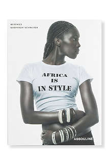 BOOKSHOP Africa is in Style by Bérénice Geoffroy-Schneiter