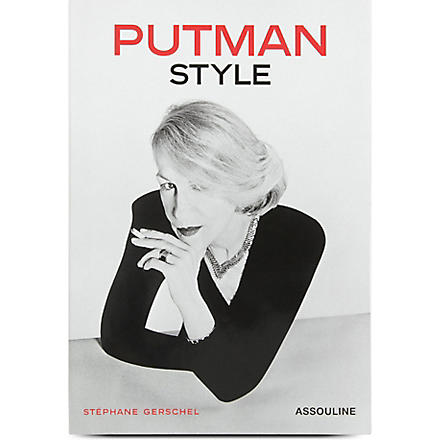 WH SMITH Putman Style by Stephane Gershel
