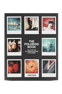 WH SMITH Polaroid book: Instant and Unique - The Best Images from the Polaroid Collection by Barbara Hitchcock and Steve Crist
