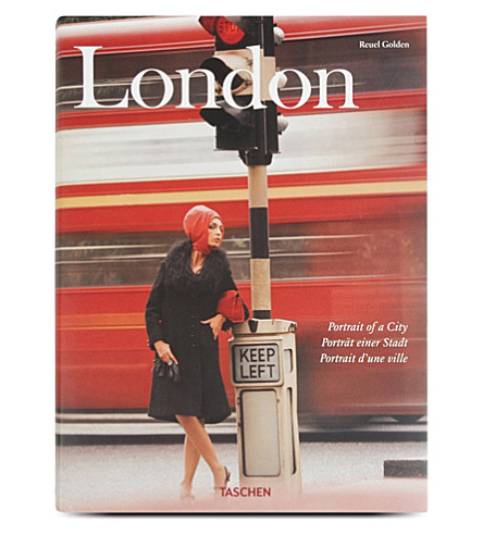 WH SMITH London: A Portrait of a City by Reuel Golden