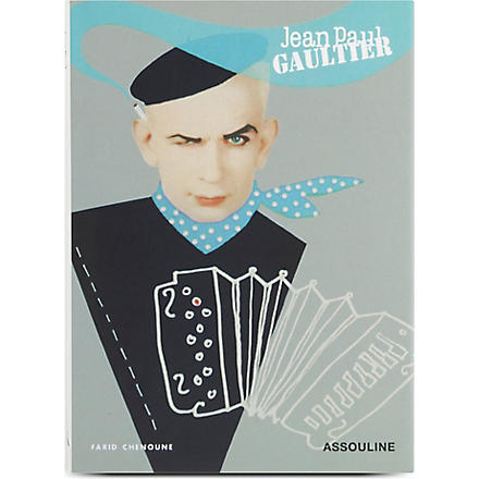 WH SMITH Jean Paul Gaultier by Farid Chenoune