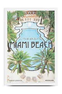 BOOKSHOP In the Spirit of Miami Beach by David Leddick
