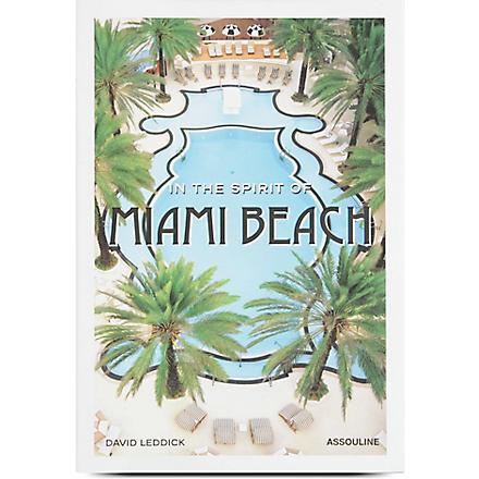 WH SMITH In the Spirit of Miami Beach by David Leddick