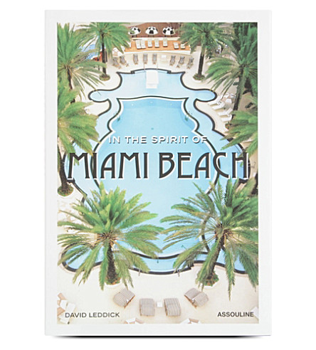 WH SMITH In the Spirit of Miami Beach by David Leddick