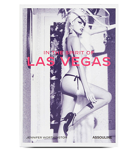 WH SMITH In the Spirit of Las Vegas by Jennifer Worthington