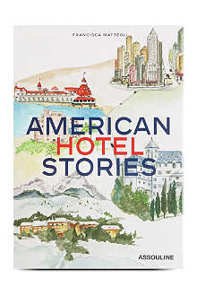 BOOKSHOP American Hotel Stories by Francisca Matteoli