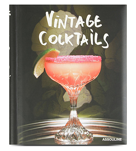 WH SMITH Vintage Cocktails by Laziz Hamani & Brian Van Flandern