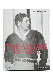 BOOKSHOP The Allure of Men by Francois Baudot