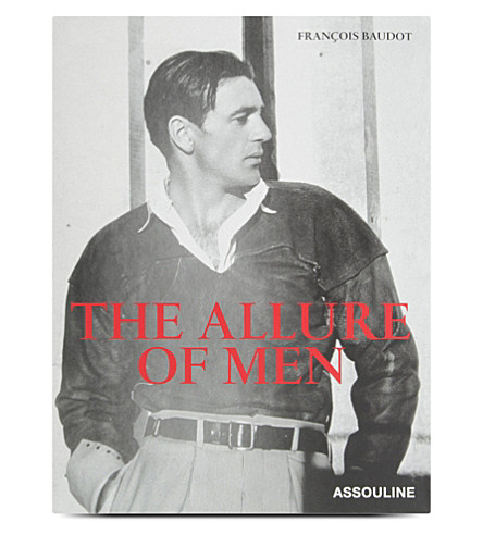 WH SMITH The Allure of Men by Francois Baudot