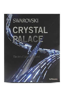 WH SMITH Swarovski Crystal Palace