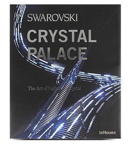WH SMITH Swarovski Crystal Palace