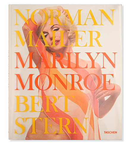 WH SMITH Marilyn Monroe by Bert Stern and Norman Mailer