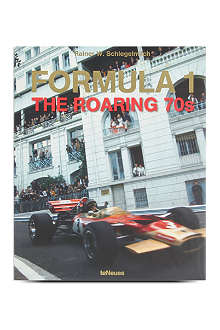 BOOKSHOP Formula 1: The Roaring 70s by Rainer W. Schlegelmilch