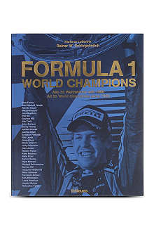 BOOKSHOP Formula 1 World Champions by Hartmut Lehbrink and Rainer W. Schlegelmilch