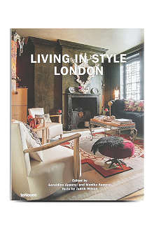 BOOKSHOP Living in Style London by Geraldine Apponyi and Monika Apponyi