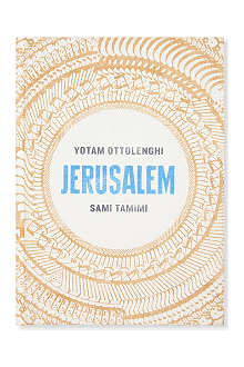 WH SMITH Jersusalem by Yotam Ottolenghi and Sami Tamimi