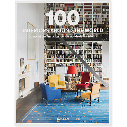 WH SMITH 100 Interiors Around the World