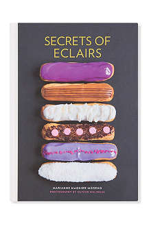 WH SMITH Secrets of Eclairs by Marianne Magnier Moreno