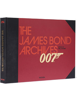 WH SMITH The James Bond Archives by Paul Duncan