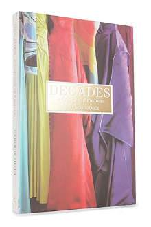 WH SMITH Decades: A Century of Fashion by Cameron Silver