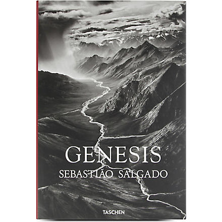 WH SMITH Genesis by Sebastião Salgado