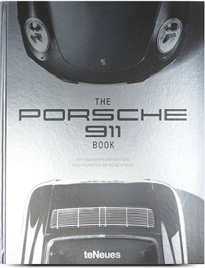 WH SMITH The Porsche 911 Book (50th Anniversary Edition) by René Staud and Jürgen Lewandowski