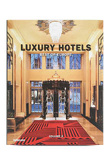 WH SMITH Luxury Hotels Best of Europe: Volume 2