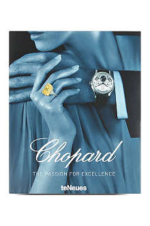 WH SMITH Chopard: The Passion for Excellence 1860-2010 by Salome Broussky