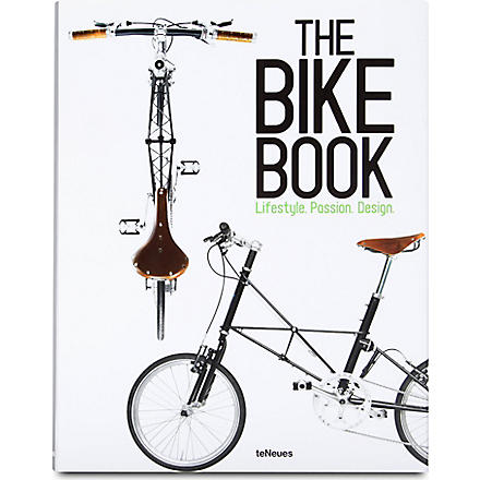 WH SMITH The Bike Book