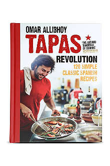 WH SMITH Tapas Revolution by Omar Alibhoy