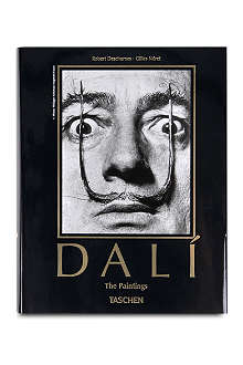 BOOKSHOP Dalí: The Paintings by Robert Descharnes and Gilles Neret
