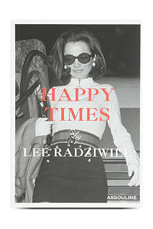 BOOKSHOP Happy times by Lee Radziwill
