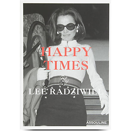 WH SMITH Happy times by Lee Radziwill