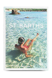 BOOKSHOP In the Spirit of St. Barths by Pamela Fiori