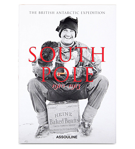 WH SMITH South Pole by Christine Dell'Amor