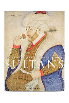 BOOKSHOP Portraits and Caftans of the Ottoman Sultans by Osman Gazi