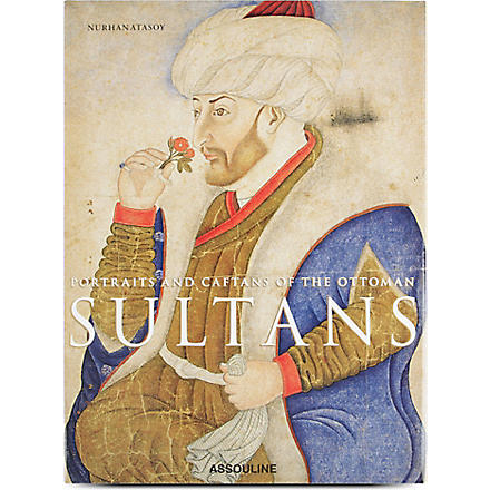 WH SMITH Portraits and Caftans of the Ottoman Sultans by Osman Gazi